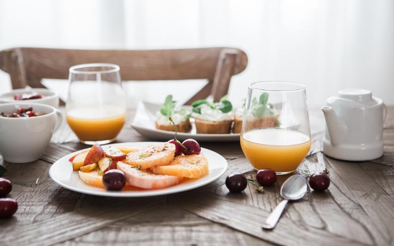 朝ごはん 朝食 介護 コタローブログ